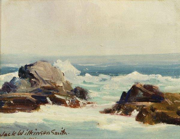 17: Jack Wilkinson Smith (1873-1949)