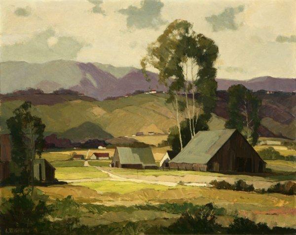 24: George Spangenberg (1907-1964)