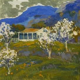 Mary DeNeale Morgan (1868-1948, Carmel, CA)