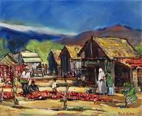 Phil Dike (1906-1990, Claremont, CA)