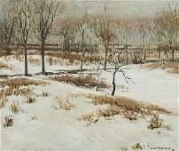 Edward Redfield (1869-1965, Bridgeville, DE)