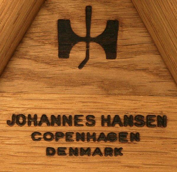 1153: Hans Wegner / Johannes Hansen Valet chair PP 250 - 9