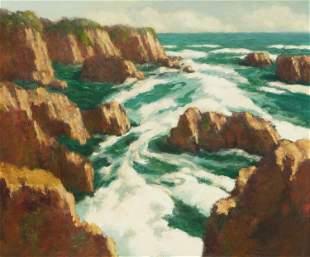 Arthur Harold Knott (1883-1977, Morro Bay, CA)