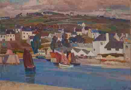 Lionel Floch (1895-1972, French)