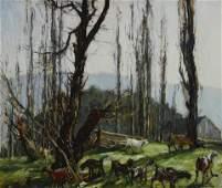 Millard Owen Sheets (1907-1989, Gualala, CA)