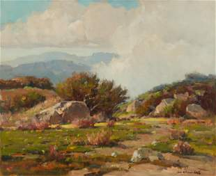 Jack Wilkinson Smith (1873-1949, Alhambra, CA)