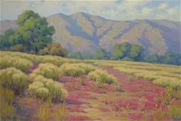 John Marshall Gamble (1863-1957, Santa Barbara, CA)