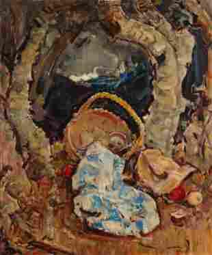 Clarence Hinkle (1880-1960, Santa Barbara, CA)