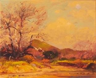 Alfred R. Mitchell (1888-1972, San Diego, CA)