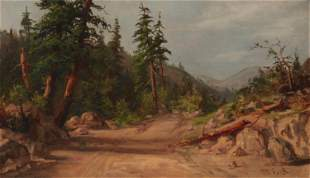 Emil Frick (1846-1923, Oakland, CA)