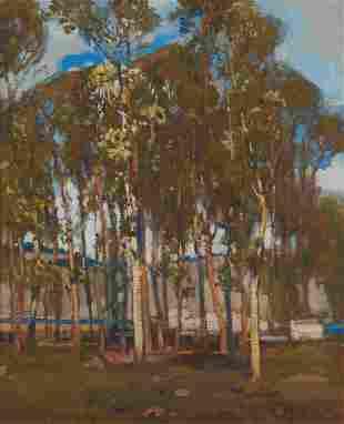 Charles Wilimovsky (1885-1974, Los Angeles, CA)