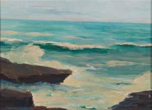 Frank W. Cuprien (1871-1948, Laguna Beach, CA)