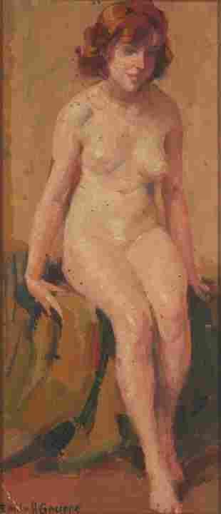 Emile Albert Gruppe (1896-1978, Gloucester, MA)