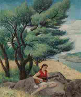 Leon Kroll (1884-1974, New York, NY)
