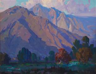 Fitch Burt Fulton (1879-1955, Los Angeles, CA)