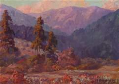 Eugene Franquinet (1875-1940, La Crescenta, CA)