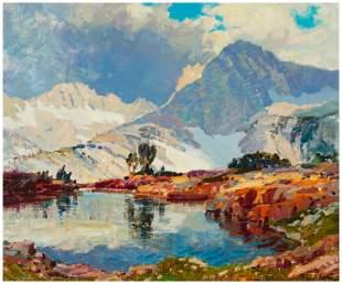Alan Wolton (b. 1934, Arizona)