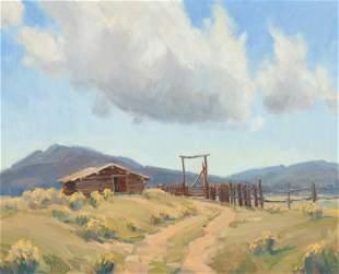 Katherine Wipfler (b. 1955, American)