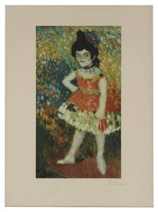 Pablo Picasso (1881-1973, Spanish)