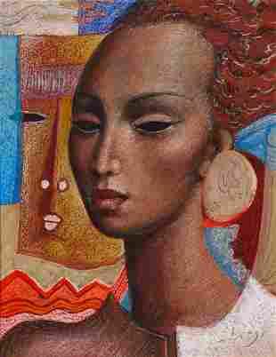 Antonio Diego Voci (1920-1985, Italian)