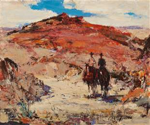Burt Procter (1901-1980, Palm Springs, CA)