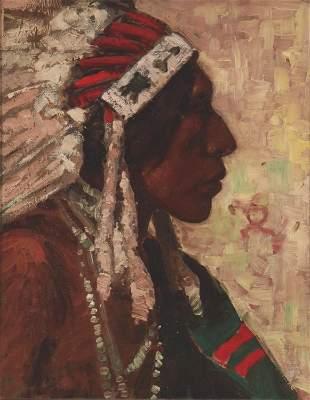 Harold Weaver (1889-1961, Los Angeles, CA)