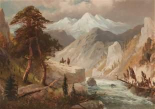 Frederick Schafer (1839-1927, Oakland, CA)