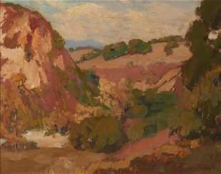 Franz A. Bischoff (1864-1929, Pasadena, CA)