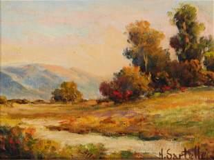 Herbert Sartelle (1885-1955, Los Angeles, CA)