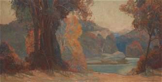Carl Rudolph Krafft (1884-1938, Oak Park, IL)