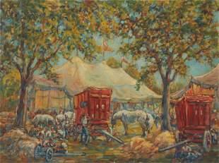 Raymond Everett (1885-1948, Austin, TX)