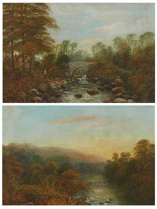 Attributed to James Baylis Allan (1803-1876, English)