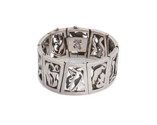 An Antonio Pineda bracelet