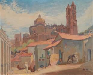 John W. Orth (1889-1976, Santa Ana, CA)