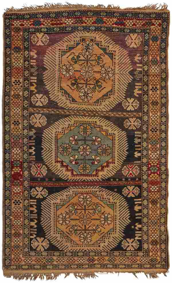 A Shirvan Caucasian area rug