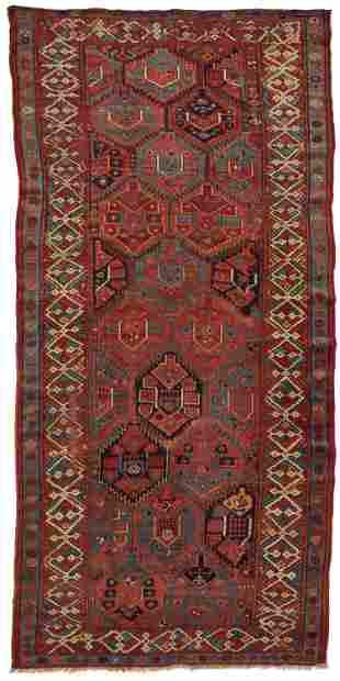 A Kurd area rug