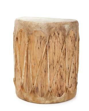 A Taos drum