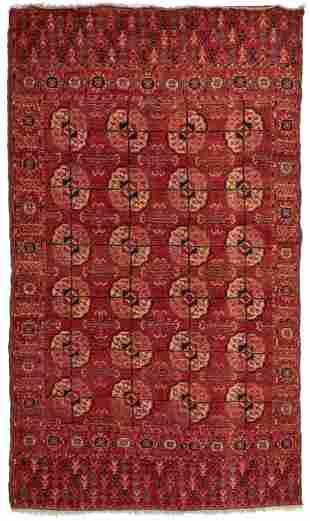 A Tekke Bokhara area rug