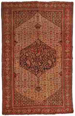 An Iranian Senneh area rug