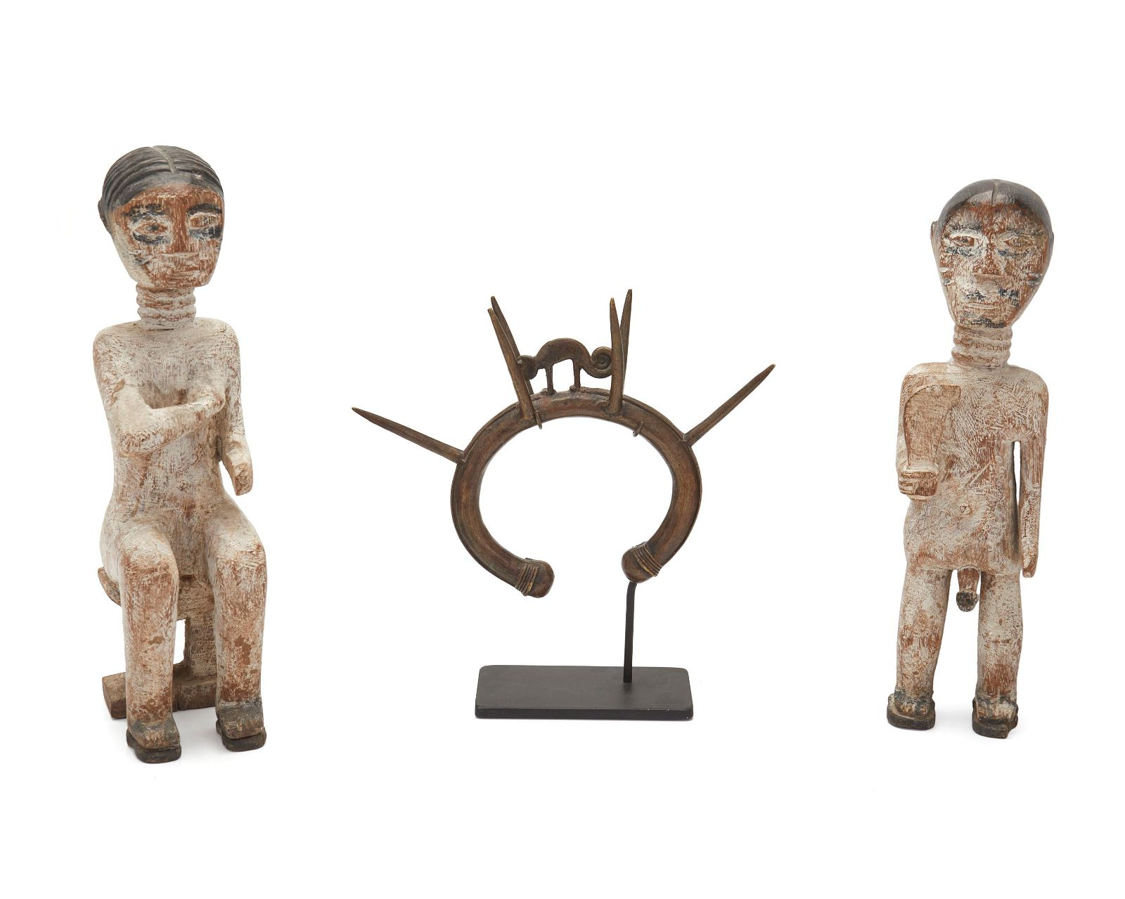 Three West African objects