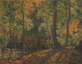 Wilson H. Irvine (1869-1936, Lyme, CT)