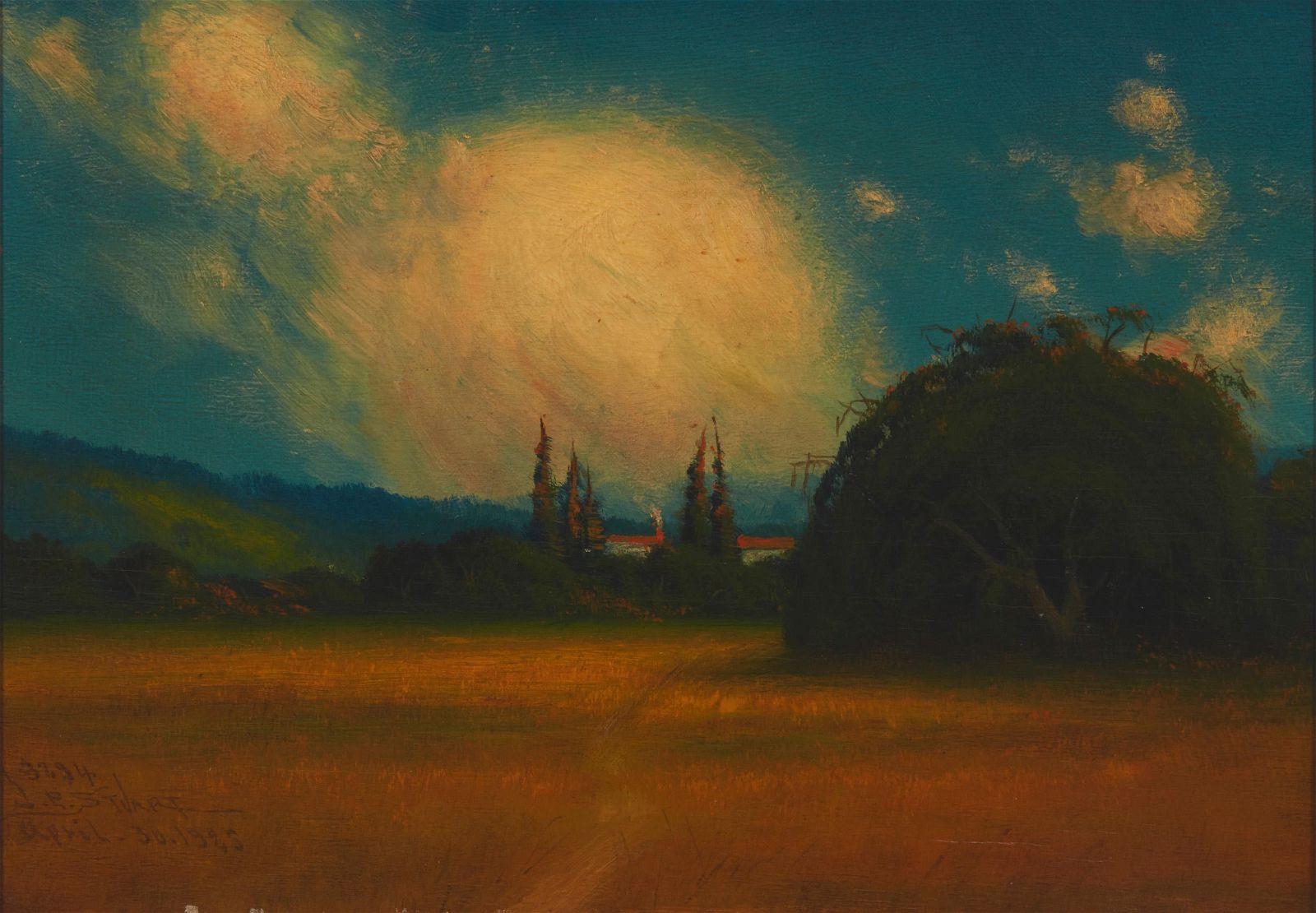 James Everett Stuart (1852-1941, San Francisco, CA)