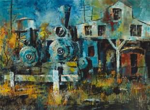 Jack Laycox (1921-1984, San Francisco, CA)