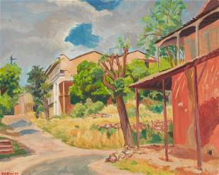 Oscar Vincent Galgiani (1903-1994, Stockton, CA)