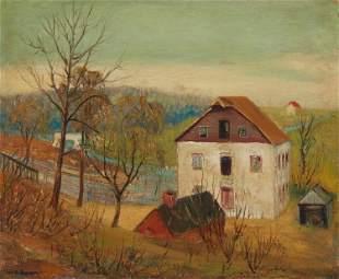 Walter E. Baum (1884-1956 Sellersville, PA)