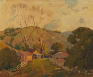 George Demont Otis (1879-1962, Kentfield, CA)
