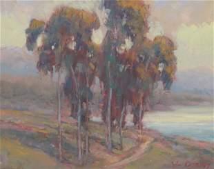 William Dorsey (1942-2019, Ojai, CA)