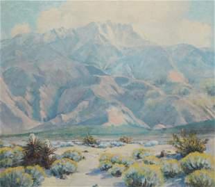 Paul Conner (1881-1968, Long Beach, CA)