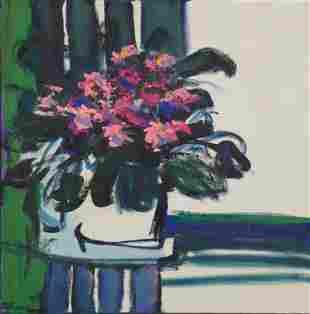 Henrietta Berk (1919-1990, Oakland, CA)