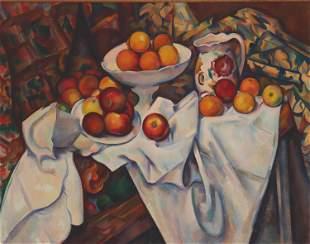 Erle Loran (1905-1999, Berkeley, CA)